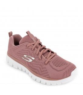 Sneakers malla para mujer