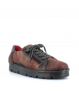 Zapato casual cremallera