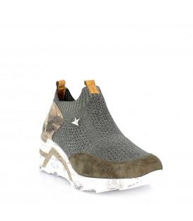 Sneaker de malla con plataforma para mujer CETTI