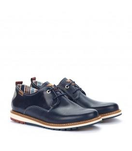 Zapatos de hombre en piel cómodos