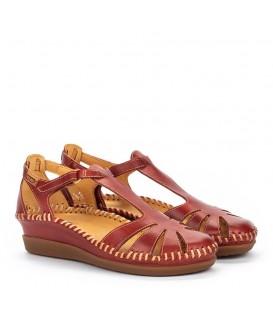 Sandalias de mujer de piel cómodas