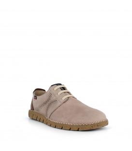 Zapato tipo deportivo en piel para hombre CALLAGHAN