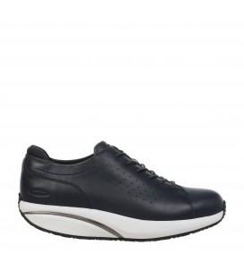 Zapato de piel para diario MBT para mujer suela curvatura