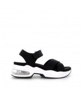 Sandalias con cámara de aire par mujer XTI