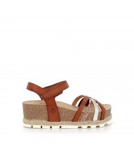 Sandalias de plataforma bio YOKONO