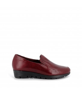 Zapato con cuña para mujer