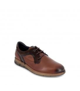 Zapato de vestir de piel