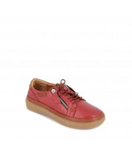 Zapato casual de piel para mujer