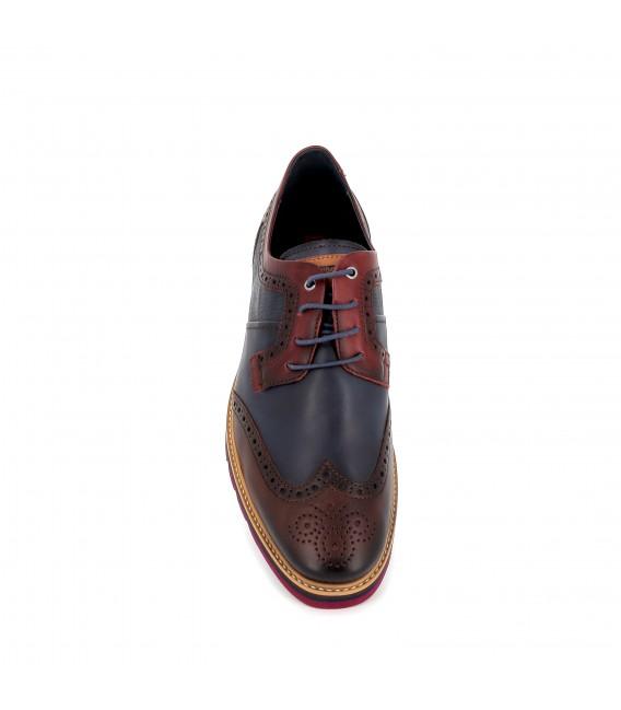 Zapato de piel para hombre