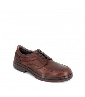 Zapato casual de piel para hombre