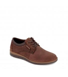 Zapato casual de nobuck para hombre