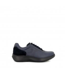 Zapato de diario en piel para hombre